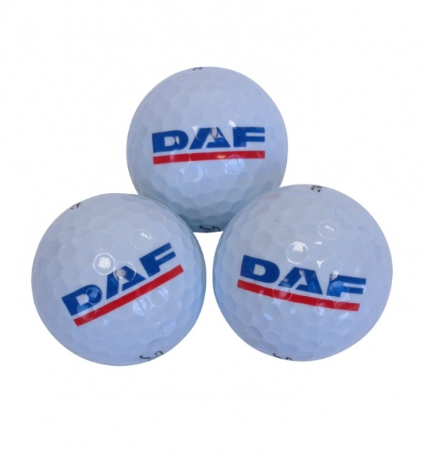 DAF Titleist Tour Soft Golf Balls - 12 pack