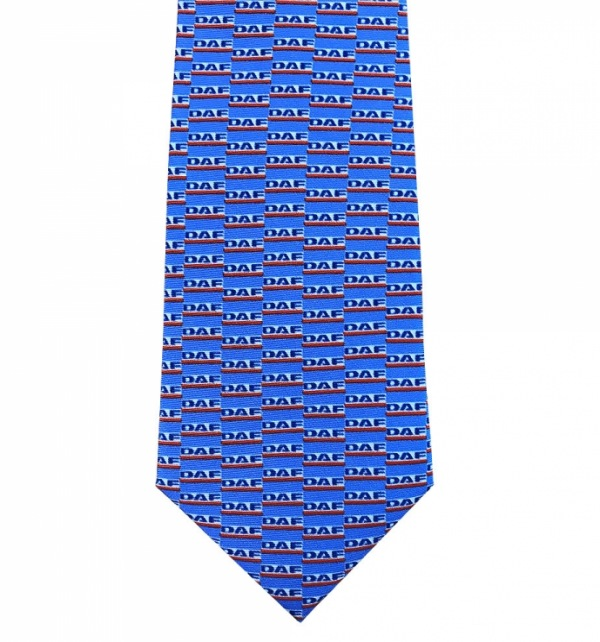 2019 DAF Blue Tie