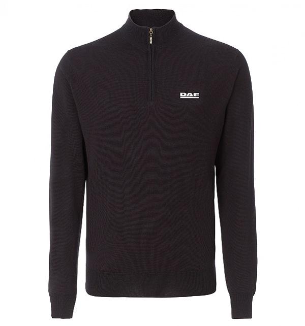DAF Callaway Merino 1/4 zip sweater