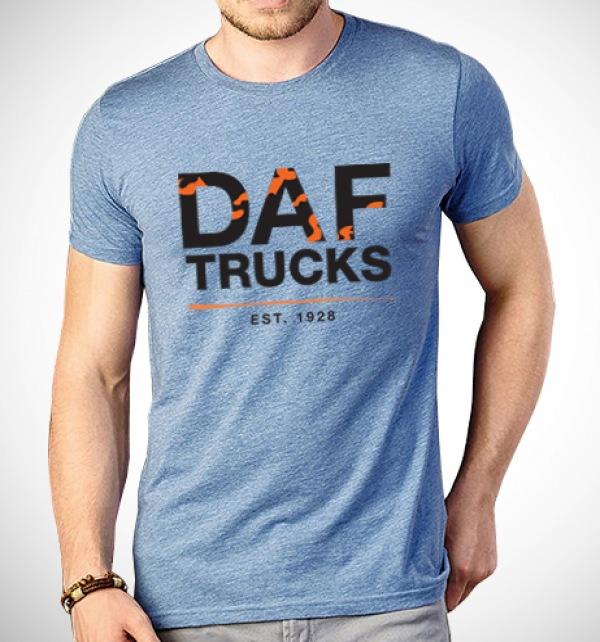 DAF 2017 Tour Tshirt - Image 1
