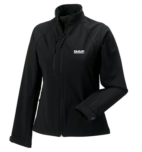 DAF Ladies Soft Shell Jacket