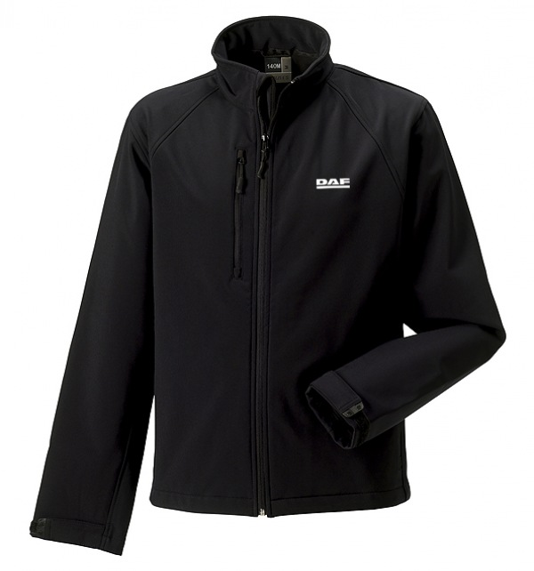 DAF Men's Soft Shell Jacket - Image 1