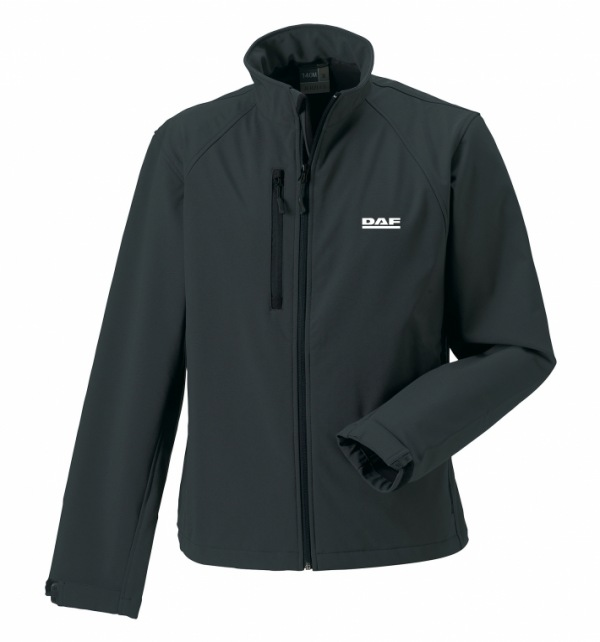 DAF Men's Soft Shell Jacket - Image 2