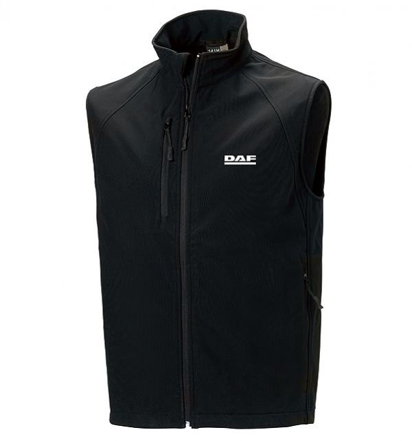 DAF Men's Softshell Gilet - Image 2