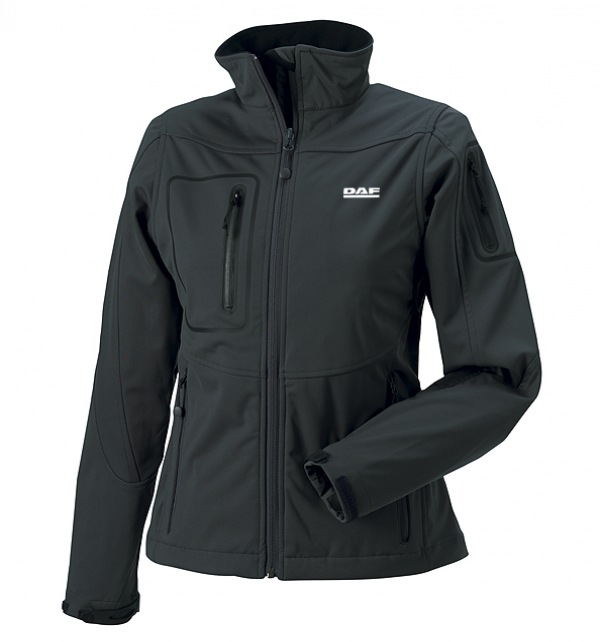 DAF UK Ladies Collection - softshell jacket