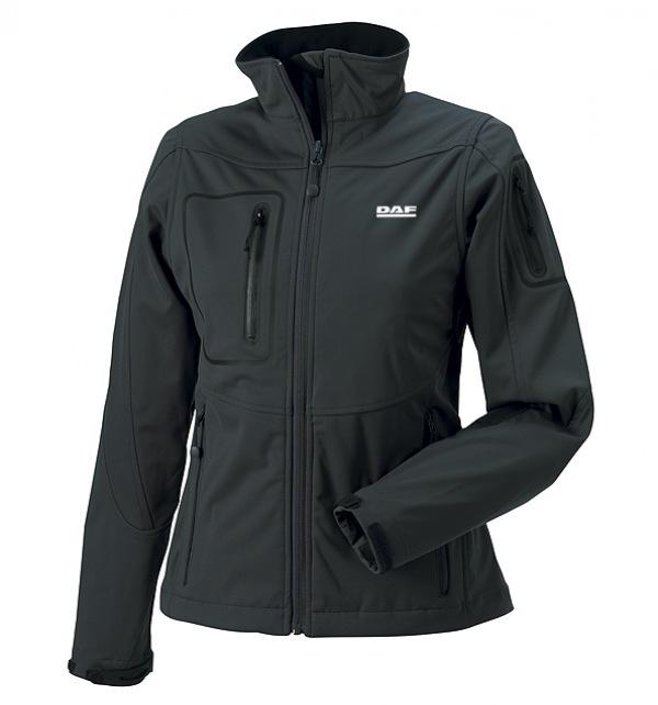 DAF UK Ladies Collection - softshell jacket - Image 1