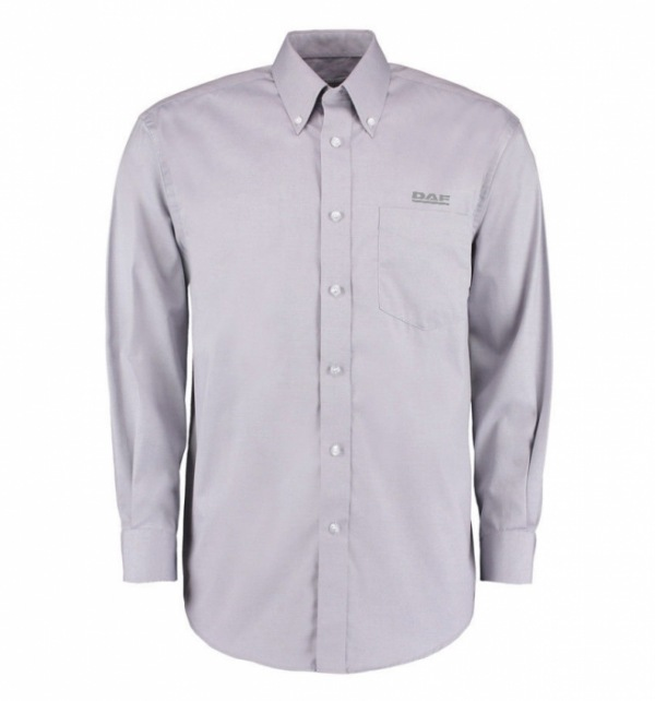 DAF premium Oxford long sleeve shirt - with pocket