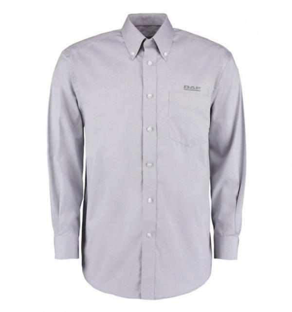 DAF Oxford Premium Long Sleeved Shirt - With Pocket - Image 1