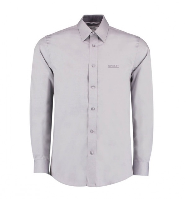 DAF Oxford Premium Long Sleeved Shirt - Image 1