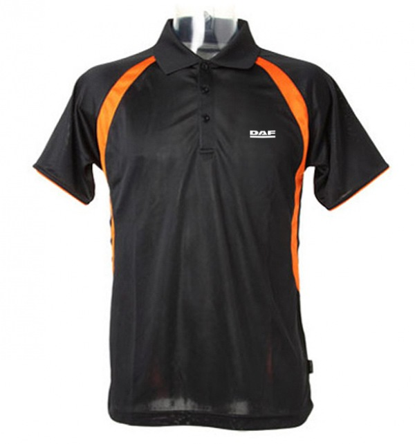 DAF Racing Cooltex Polo shirt - Image 1