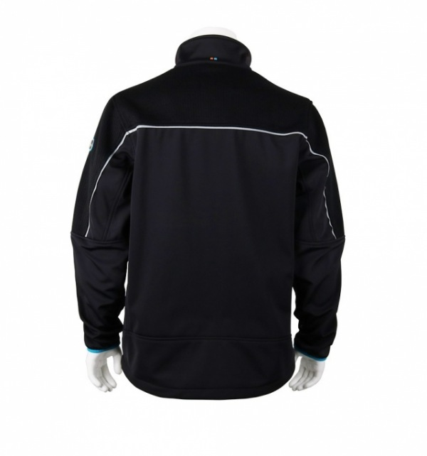 DAF Softshell Jacket (blue & black) - Image 2