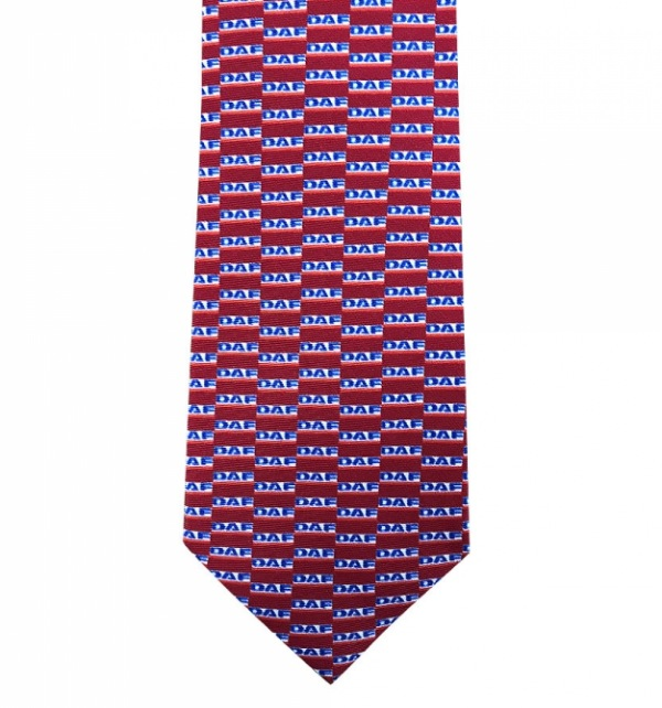 2019 DAF Red Tie