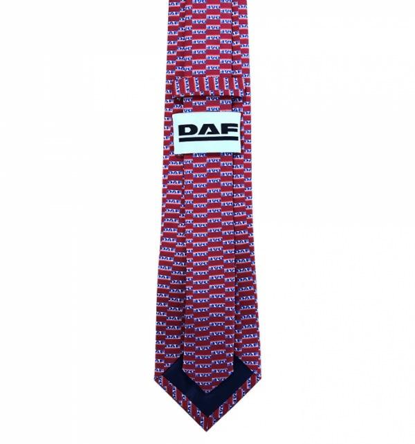 2019 DAF Red Tie - Image 2