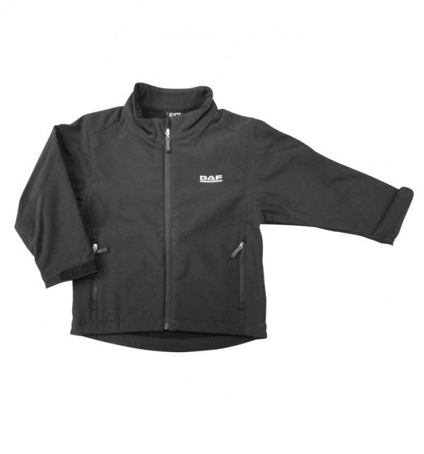 DAF Black Children's Jacket